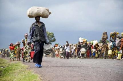Causas de la migración forzosa, eje temático de Naciones Unidas