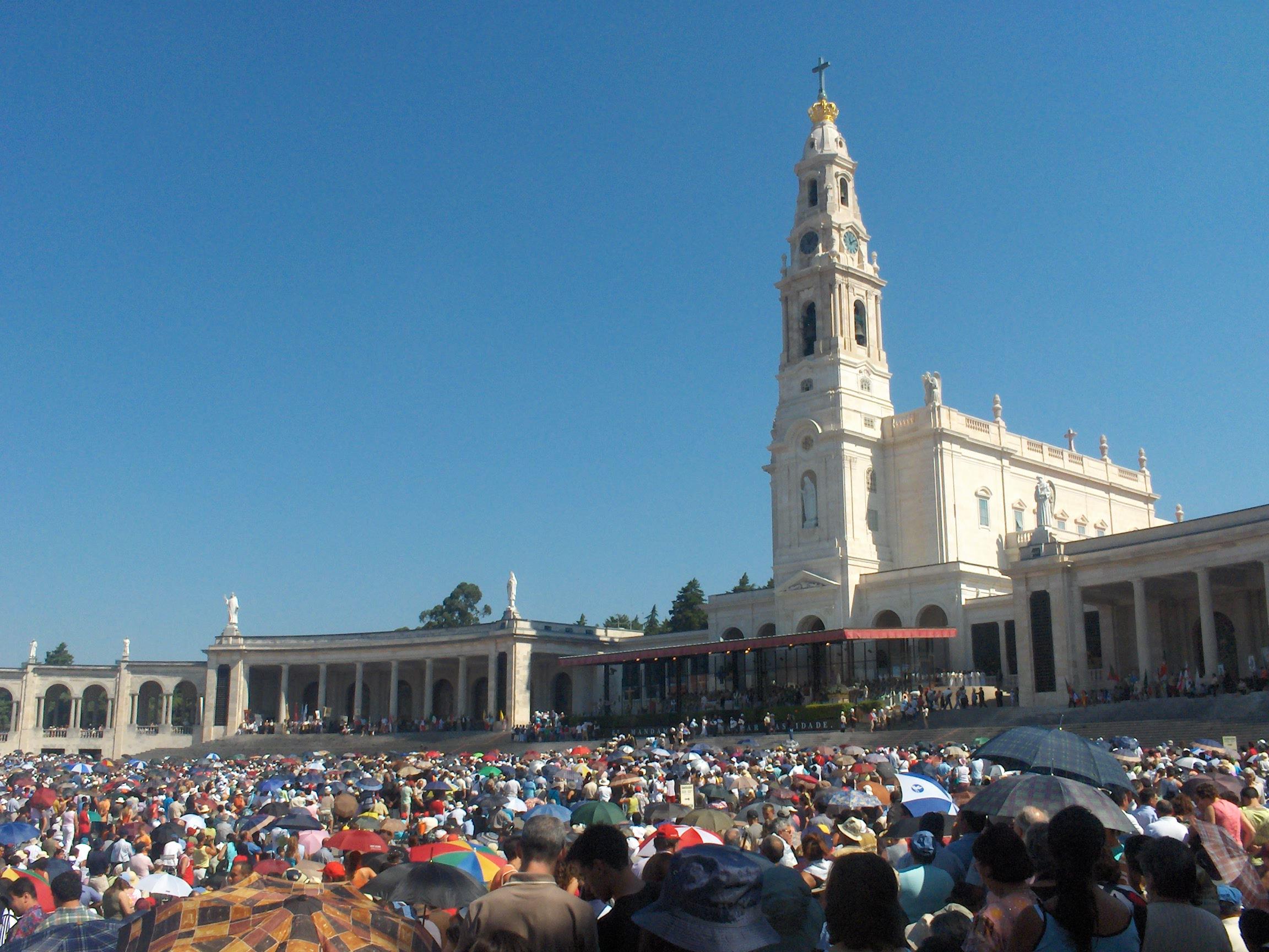Fatima Portugal  City pictures : Celebración del 13 de mayo en Fátima Portugal | Loiola XXI