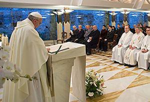 Papa santa martapascua